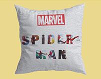 Spider-Man   Lettering composition