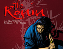 The Ronin Issue 1  - Comic Book Lettering