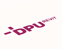 DPU Revit | visual identity