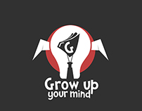 Grow up your mind | ReBranding