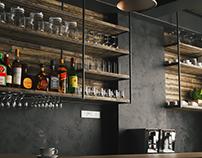 Coffee & Liquor Bar