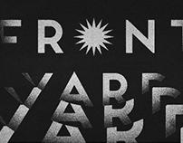 Frontyard / Record Label Identity