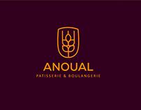 Anoual Bakery logo