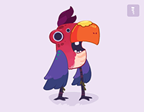 'Birds' - Merge Battle Animation