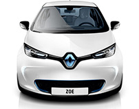 Renault ZOE Commercial Project