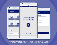 ConvoBank - Xamarin Application