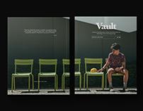Vault Magazine Issue 00