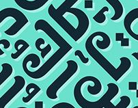 Khallab Typeface (Free)