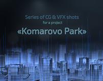 «Komarovo Park» shots