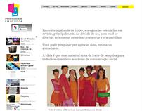 Website Propaganda em Revista