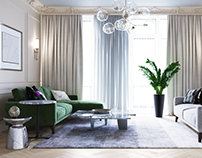 Neo Classic Apartment | Interior Design