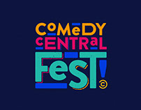 DIgital contents for Comedy central Fest in MEX,COL,ARG