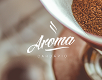 Cardápio Aroma