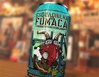 ExQuadrilha da Fumaça Beer by Bamberg