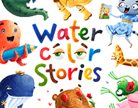 Watercolor Stories