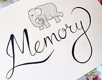 Memória de Elefante | Illustration