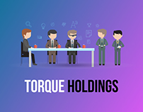 Torque Holdings Web Layout - Clean & Simple
