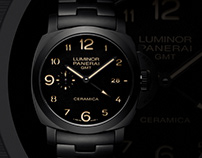Officine Panerai — Graphics Reel