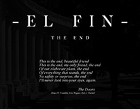- El Fin / The End  (I) -