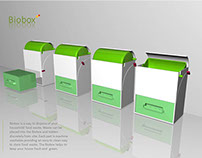 Biobox - Composting Container