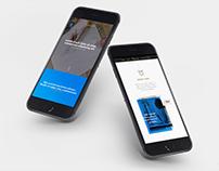 UI UX design_Hunica (concept)