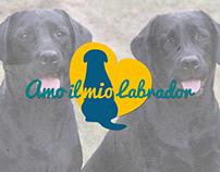Logo - Amo il mio Labrador