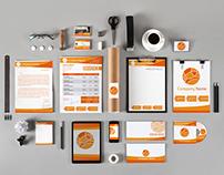 Complete branding identity multipurpose