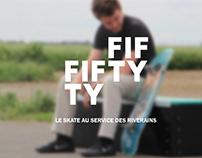 Fifty Fifty SUMMARY