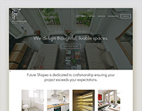 Refurbishment Company Website