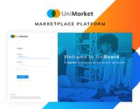 UniMarket - Marketplace Platform
