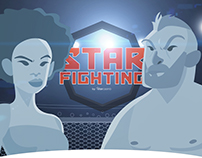 Star Fighting | Concept Art