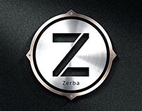 Logo Design   Fashion jewelry Zerba