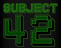 Subject 42
