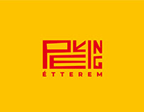Peking restaurant// Brand book & Identity Guideline