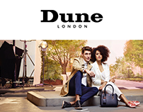 A love affair with... Dune London. SS17 Campaign