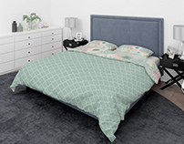 Bedding - Duvet Sheet Shams Set