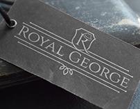 Royal George - Gary Harrison - Logo Design
