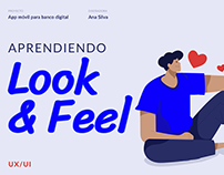 Look and feel - app móvil