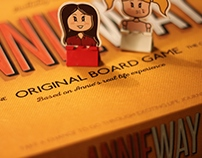 Retro Inspired Board Game