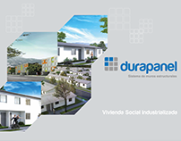 Brochure durapanel - vivienda social