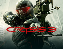 Crysis 3 - UI / UX, Branding, Iconography