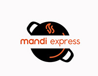 Mandi Express Restaurant /Branding