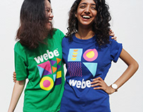 webe - A brand that truly represents the community