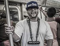Bronx Subway ( fellow travelers)