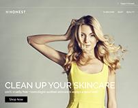 Honest Website Redesign