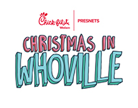 Chick-Fil-A Christmas in Whoville Project