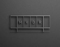 MVDR Architecture Firm - Branding Concept
