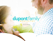 Dupont Family Dentistry Brand Identity