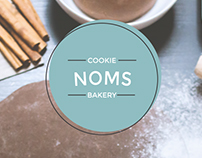 Noms Cookie Bakery Refresh