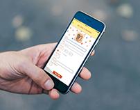 Pet App UI/UX Design